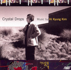 Cover for Hi Kyung Kim: Crystal Drops