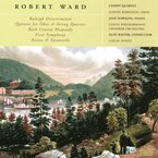 Cover for Music of Robert Ward