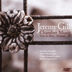Cover for Jeremy Gill: Chamber Music