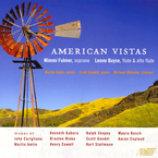 Cover for American Vistas