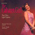 Cover for Jerome Kern: The Cabaret Girl