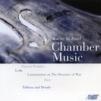 Cover for Karim Al-Zand: Chamber Music