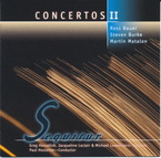 Cover for Sequitur-Concertos II