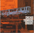 Cover for Chicago Trombone Consort
