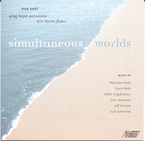 Cover for Simultaneous Worlds