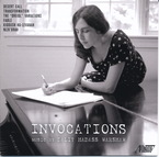 Cover for Invocations: Music by Dalit Hadass Warshaw