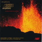 Cover for Eruptions: Orchestral Excerpts for Low Brass