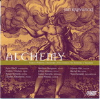 Cover for Jan Krzywicki: Alchemy