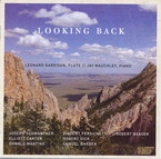 Cover for Looking Back