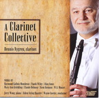 Cover for A Clarinet Collective