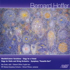 Cover for Bernard Hoffer: MacNeil/Lehrer Variations