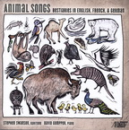 Cover for Animal Songs