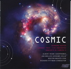 Cover for Bernard Hoffer: Cosmic