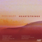 Cover for Ross Bauer: Heartstrings