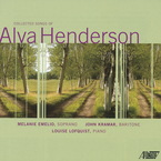 Cover for Alva Henderson: Collected Songs