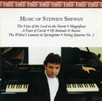 Cover for Music of Stephen Shewan