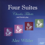 Cover for Alec Wilder: Four Suites