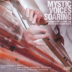 Cover for Mystic Voices Soaring