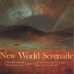 Cover for New World Serenade