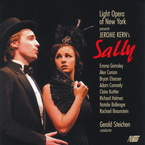 Cover for Jerome Kern: Sally