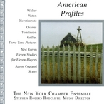 Cover for American Profiles