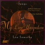 Cover for Songs of Leo Sowerby