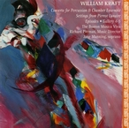 Cover for William Kraft