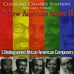 Cover for Cleveland Plays Music by African-Americans