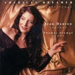 Cover for American Dreamer: Heart Songs
