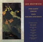 Cover for Music of Jan Krzywicki