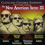 Cover for The New American Scene III
