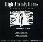 Cover for High Anxiety Bones