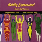 Cover for Boldly Expressive!
