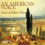 Cover for An American Voice