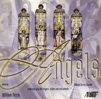 Cover for William Ferris: Angels-A Miracle Play