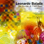 Cover for Leonardo Balada: The Abstract & The Ethnic