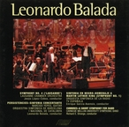 Cover for Leonardo Balada: Symphonies