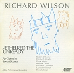 Cover for Richard Wilson: Aethelred the Unready