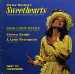 Cover for Victor Herbert: Sweethearts