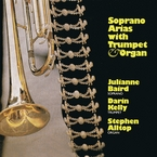 Cover for Soprano Arias with Trumpet & Organ