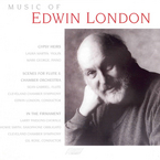Cover for Music of Edwin London