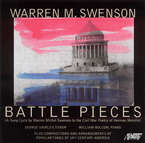 Cover for Battle Pieces