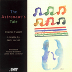 Cover for The Astronaut's Tale