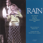 Cover for Richard Owen: Rain