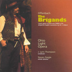 Cover for Offenbach: The Brigands