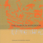 Cover for Charles Wuorinen: The Haroun Songbook