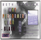 Cover for Why Performers Wear Black