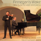 Cover for Finnegan's Wake