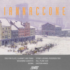 Cover for Anthony Iannaccone: Music for Winds