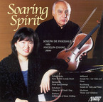 Cover for Soaring Spirit
